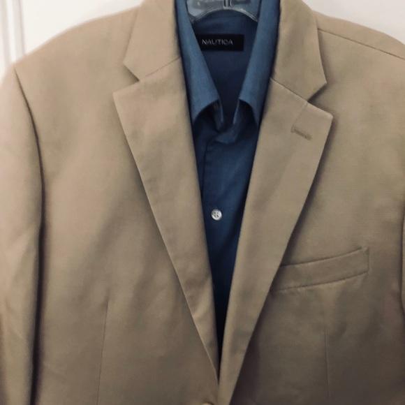Banana Republic Other - Men's Banana republic cotton blend summer blazer